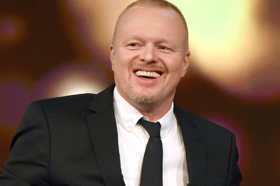 Als wäre er nie weg gewesen: Stefan Raab knüpfte am Donnerstagabend (18. Oktober) fast nahtlos an seine TV-Comedy-Karriere an (Archivbild).