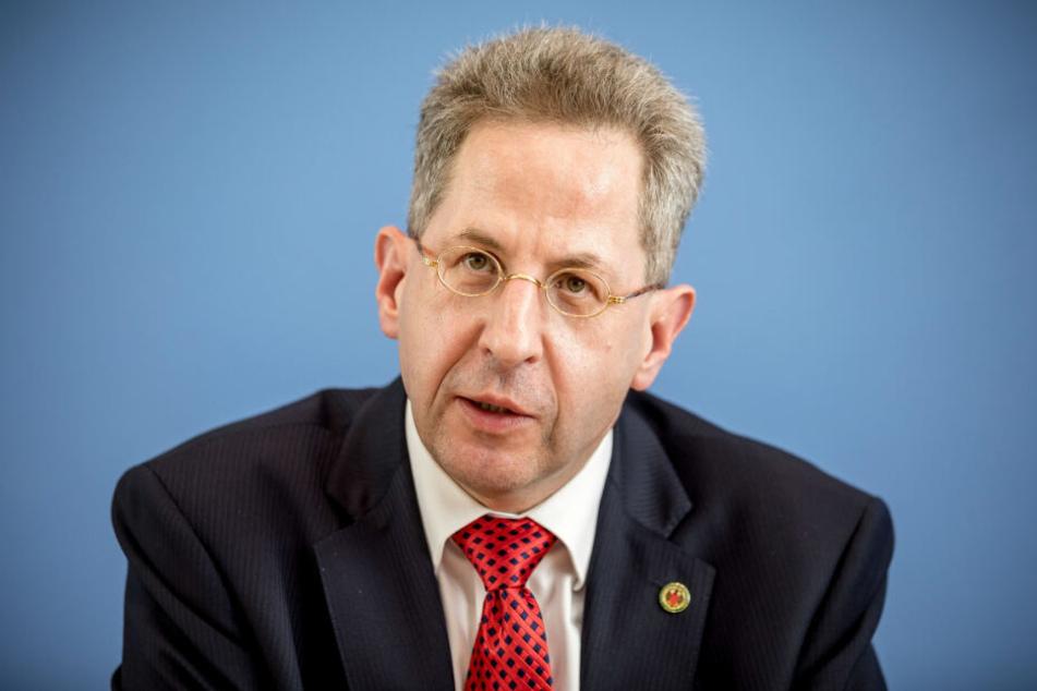 Ex-Verfassungsschutzpräsident Hans-Georg Maaßen (56).