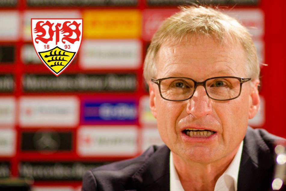 Gelogen: Darum hat VfB-Reschke bei Korkut nicht die Wahrheit gesagt