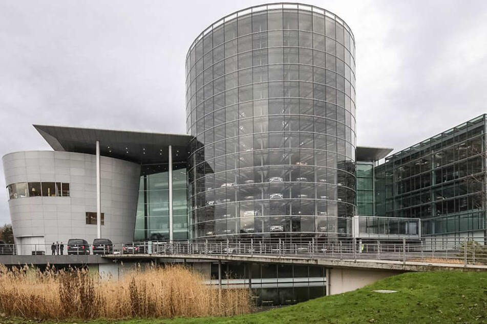 Ab April 2017 will VW wieder Autos in der Gläsernen Manufaktur Dresden fertigen.