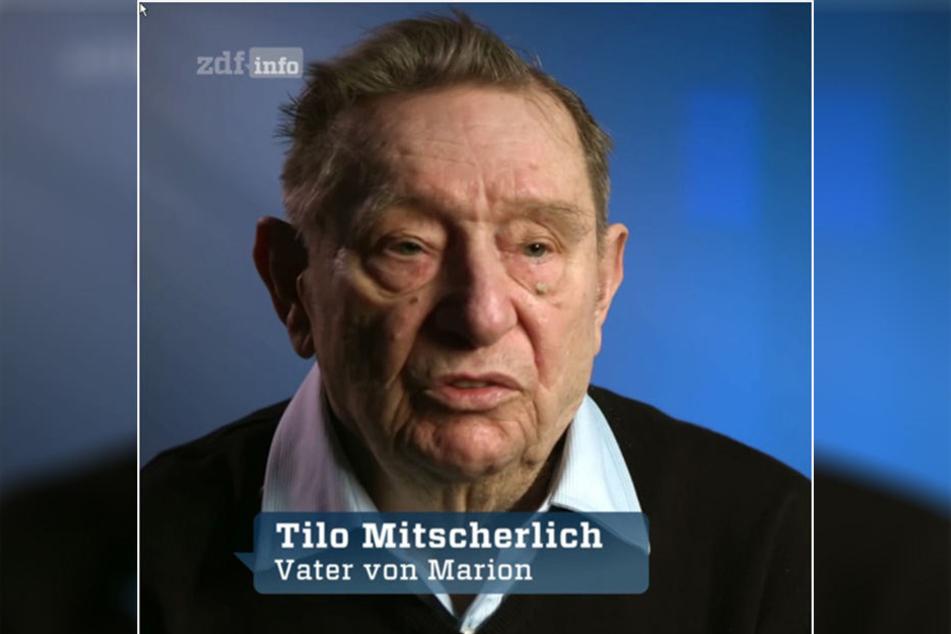 Vater Tilo Mitscherlich hält es für möglich, dass seine Tochter nicht zu Tode kam, sondern als Agentin in den Westen geschleust wurde.
