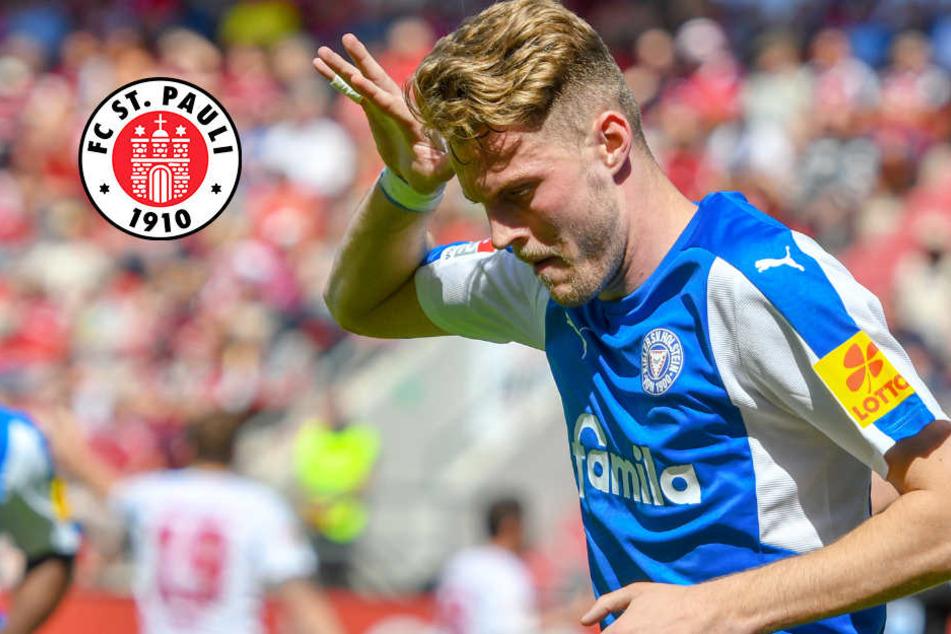 Verhandlungen vor Abschluss: Marvin Ducksch verlässt St. Pauli