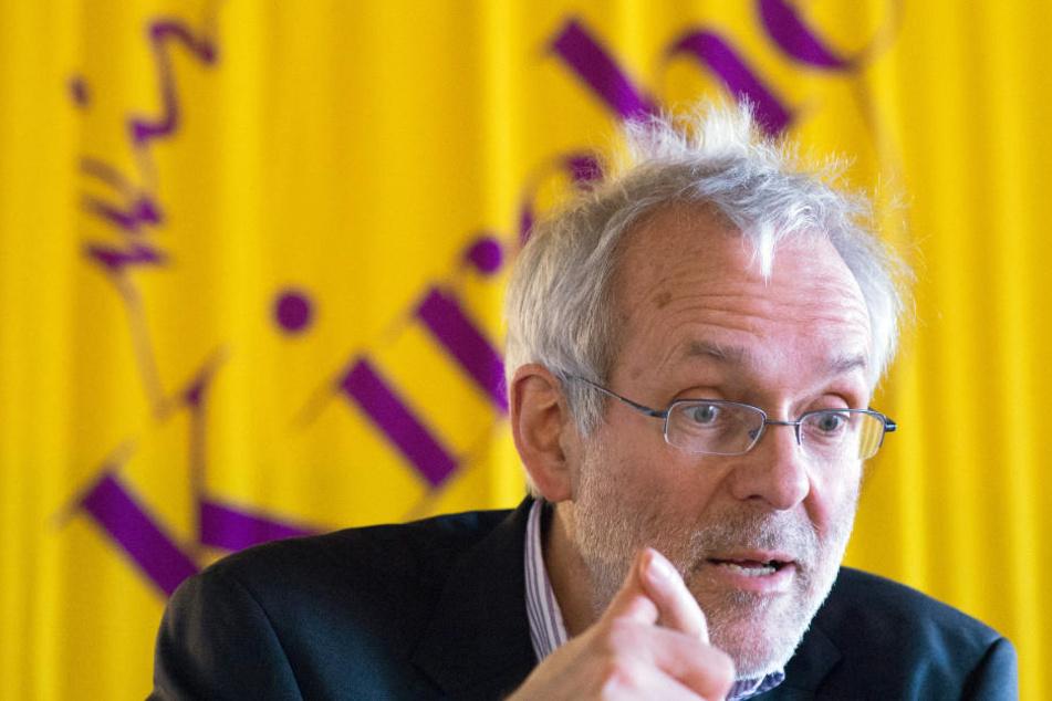 """Christian Weisner von der Reformgruppe """"Wir sind Kirche"""" fordert ein Umdenken in der katholischen Kirche."""