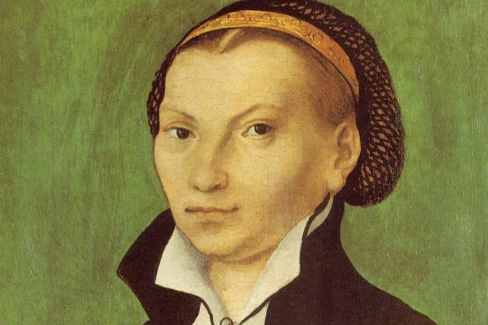 Katharina von Bora.