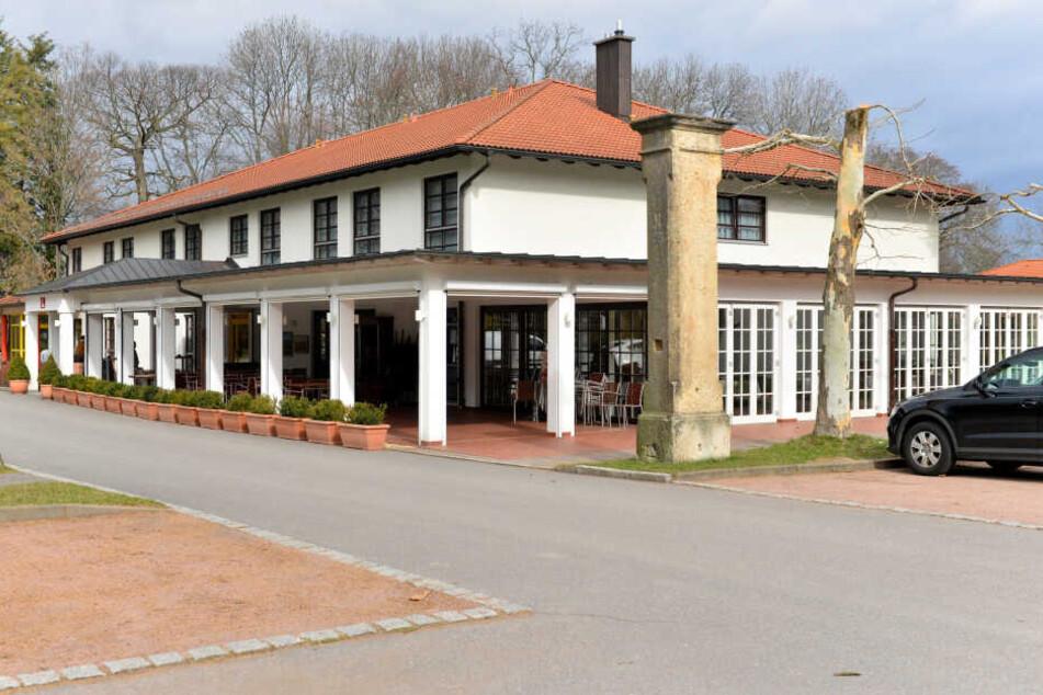 """Seit Freitag eröffnet: das Restaurant """"Enotria da Miri im Lucknerpark""""."""