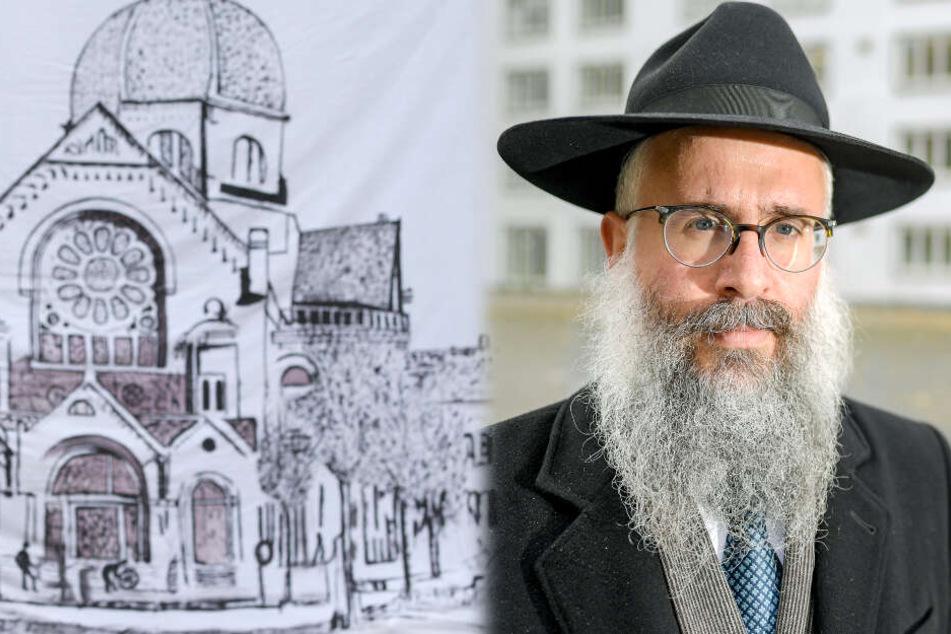 Unterstützung für Wiederaufbau der zerstörten Synagoge wächst