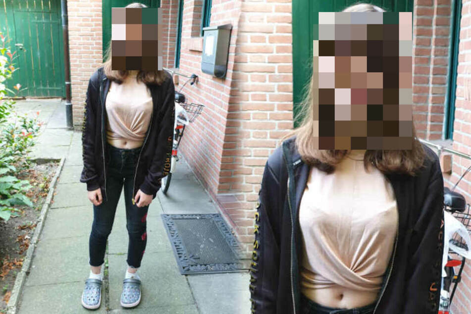 Sie sucht Nähe zu Rotlicht- und Drogenszene: Diana (13) ist wieder da!