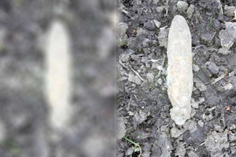 Dieses Teil wurde in Sachsen-Anhalt gefunden. Doch was ist das?