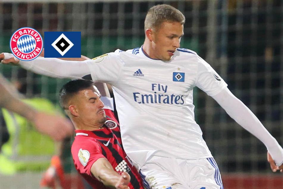 Wechsel von Jann-Fiete Arp zum FC Bayern München: Zeitpunkt steht offenbar fest