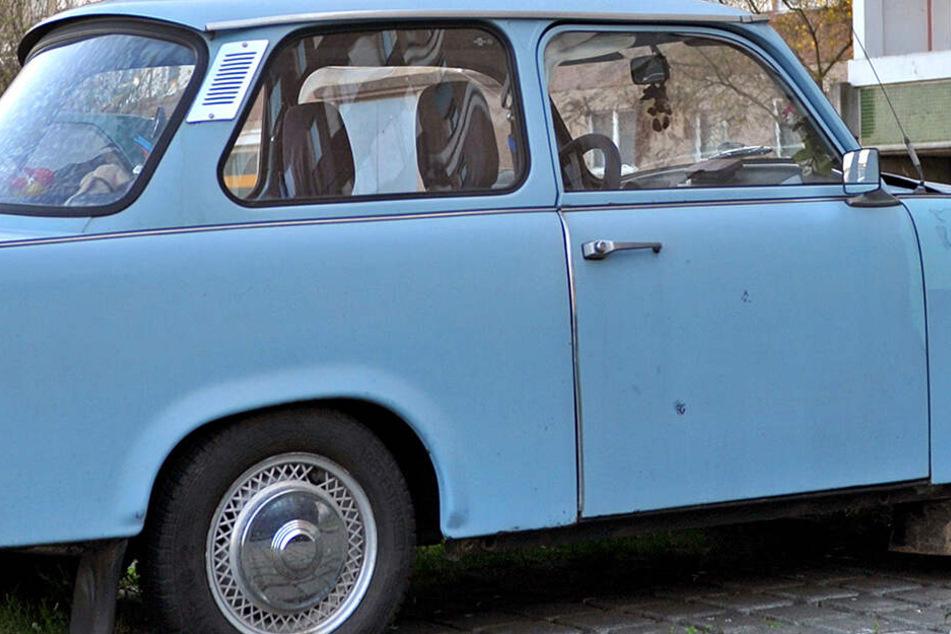 In Dresden versuchte ein Mann einen Trabant 601 zu klauen. (Symbolbild)