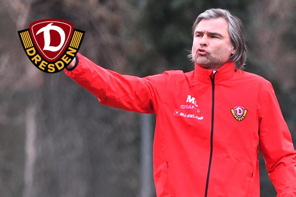 Matthias Lust verlässt Dynamo und wechselt zum Liga-Kontrahenten