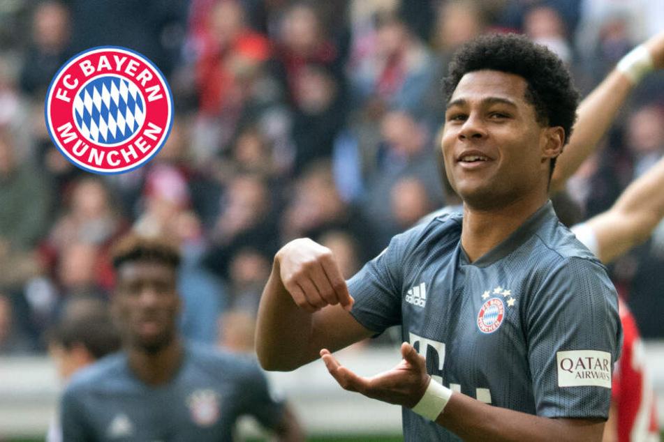Bayern-Star Gnabry: Diese Spieler werden die Zukunft des deutschen Fußballs prägen