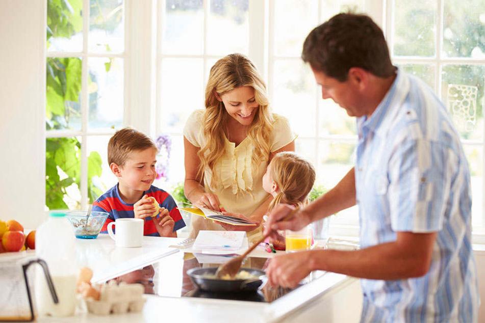 Die inländischen Auftragseingänge sind bei Küchenherstellern rückläufig.
