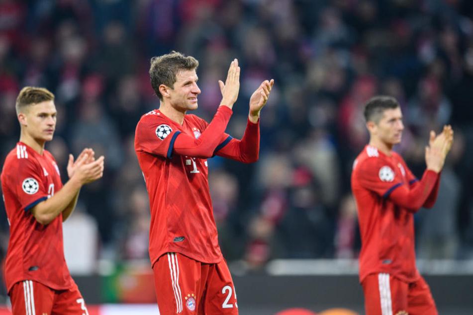 Der FC Bayern gewann das Spiel, die Fans mussten im Stadion zu viel bezahlen.