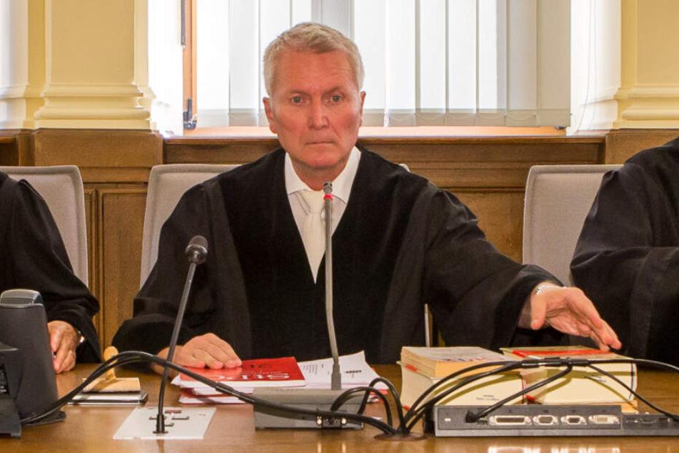 Zeigte seine Studienfreundin knallhart an: Rüdiger Harr (53), Vorsitzender Richter am Landgericht Leipzig.
