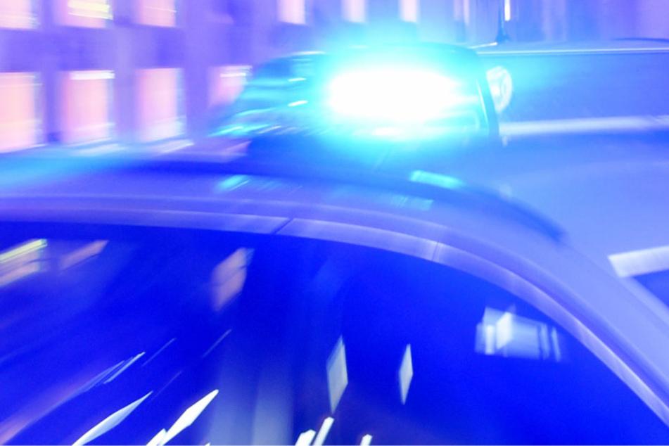 Die beiden Polizeibeamten wurden gezielt von dem Rollerfahrer angegriffen (Symbolbild).