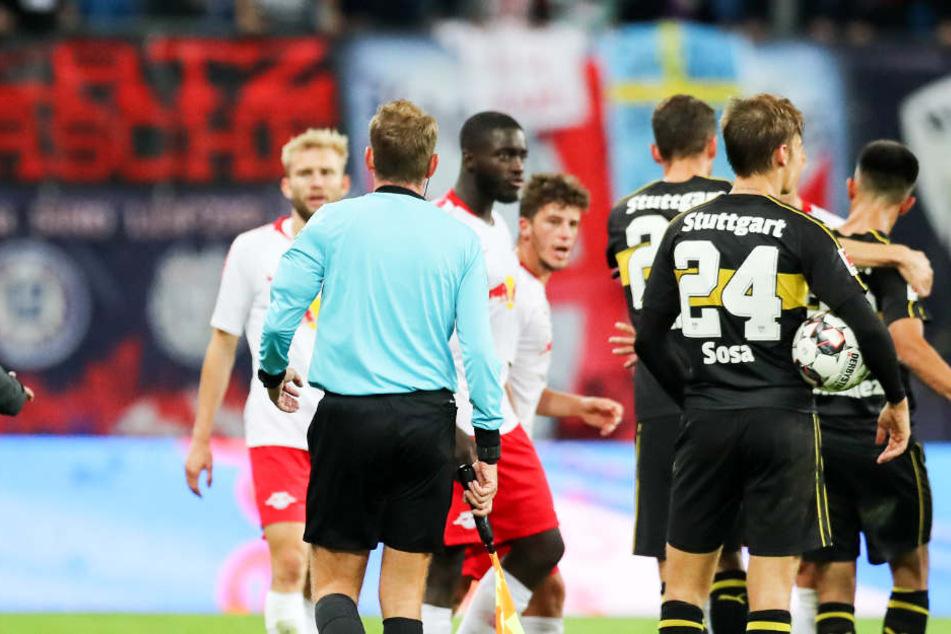 Gegen RB Leipzig hatte der VfB Stuttgart keine Chance den ersten Dreier der Saison einzutüten.