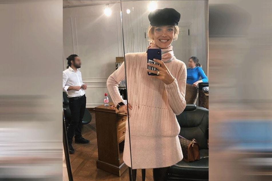 Natalia Vodianova (36) löst mit diesem Selfie Verwirrung aus.