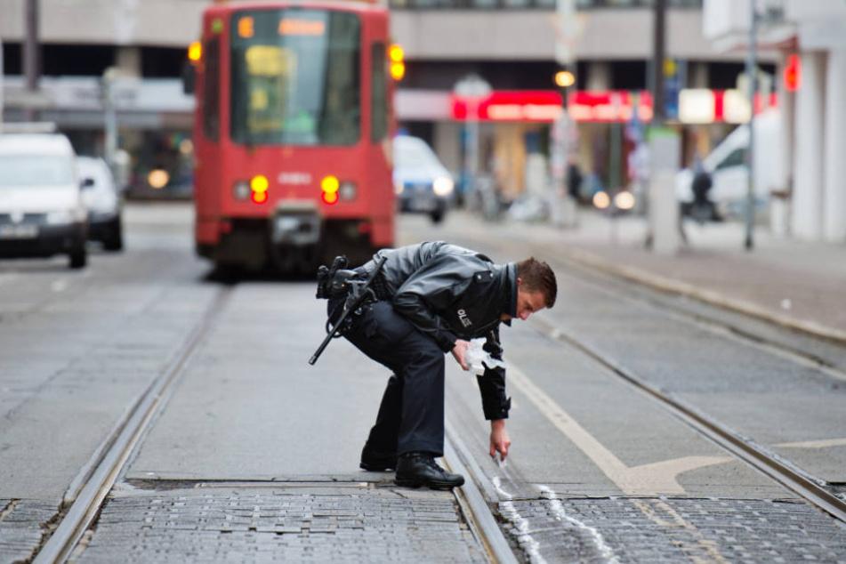 In Bremen gab es einen schweren Unfall mit der Straßenbahn  (Symbolbild).
