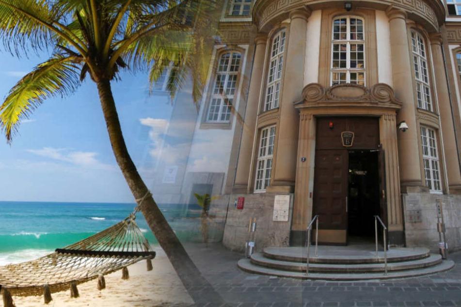 Das Mitbringsel aus der Dominikanischen Republik wurden den Männern zum Verhängnis (Symbolfoto).