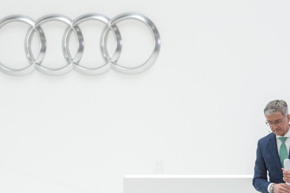 Audi-Chef Rupert Stadler soll den Verkauf von Dieselautos mit falschen Abgaswerten zugelassen haben.