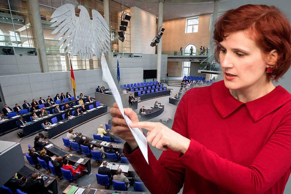 Von Schulnote 1 bis 6: Zeugnisse für Sachsens Volksvertreter in Berlin