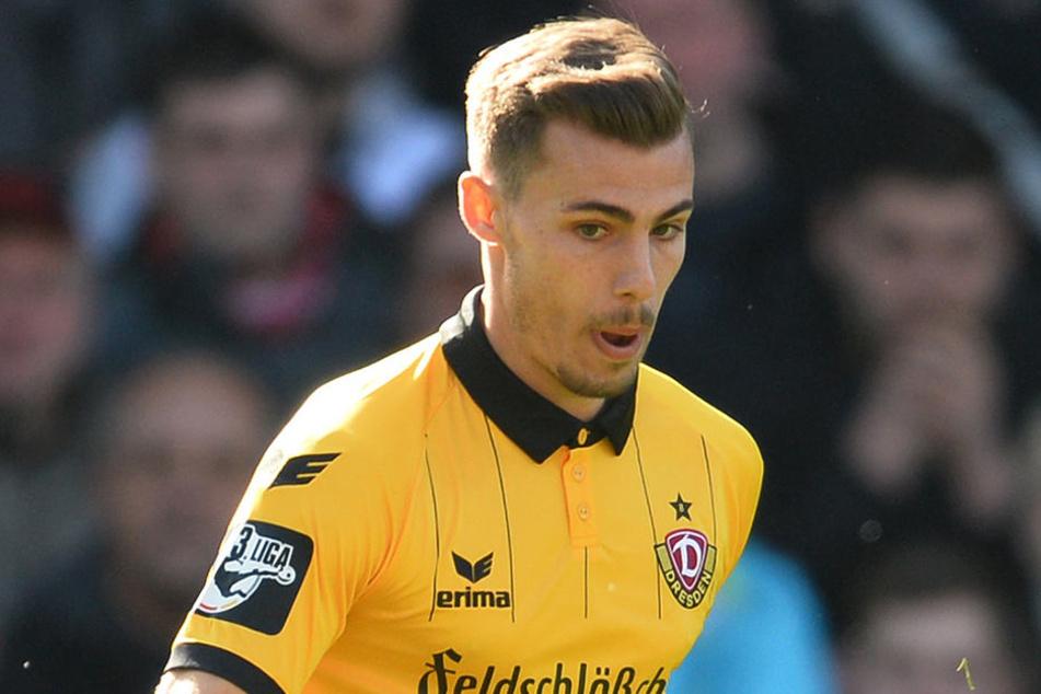 In der Saison 2017/2018 soll Sinan Tekerci (23) wieder das schwarz-gelbe Trikot tragen.