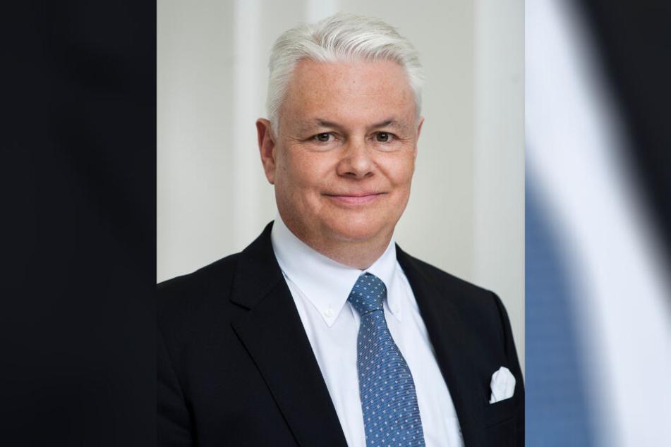 Sven U. Langner (49), Chef der sächsischen Krankenhausgesellschaft, bemängelt die Förderung.