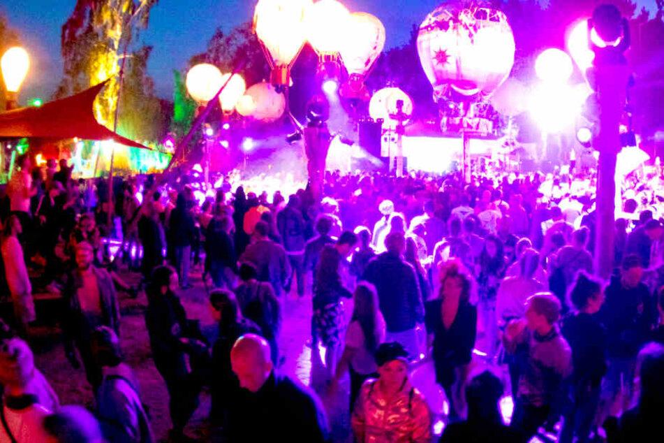 "70.000 Besucher! ""Fusion""-Festival geht in den Endspurt"