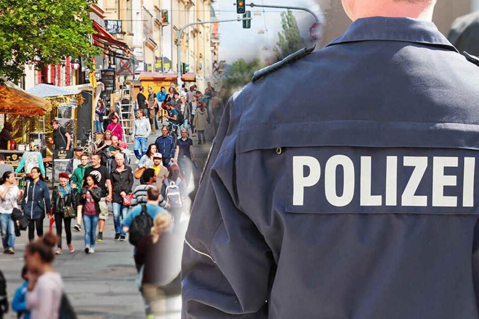 Die Polizei nahm den Täter in der Neustadt fest. Eine Geschädigte hatte ihn an der Louisenstraße gesehen. (Symbolbild)