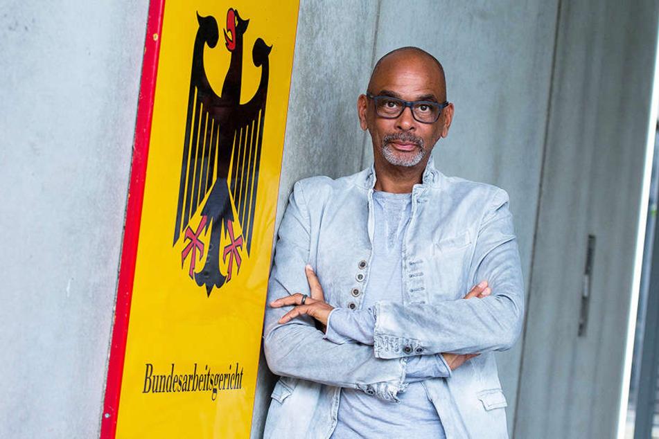 2014 verlor Pierre Sanoussi-Bliss seinen Job als Kommissar Richter. Dagegen hatte er geklagt.