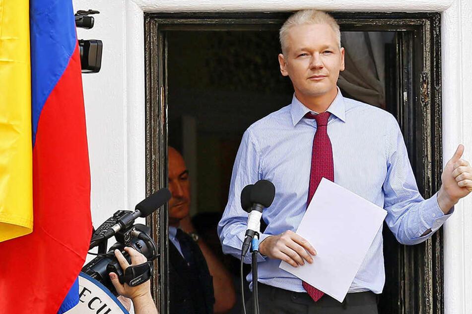 Die Ermittlungen gegen Julian Assange wegen sexuellem Missbrauchs wurden eingestellt.