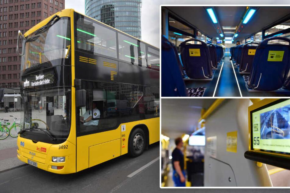 USB, LED, & WLAN: BVG verwöhnt die Berliner mit diesem neuen Hightech-Bus