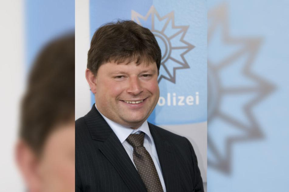 Harald Schmidt ist Geschäftsführer der Polizeilichen Kriminalprävention der Länder und des Bundes.