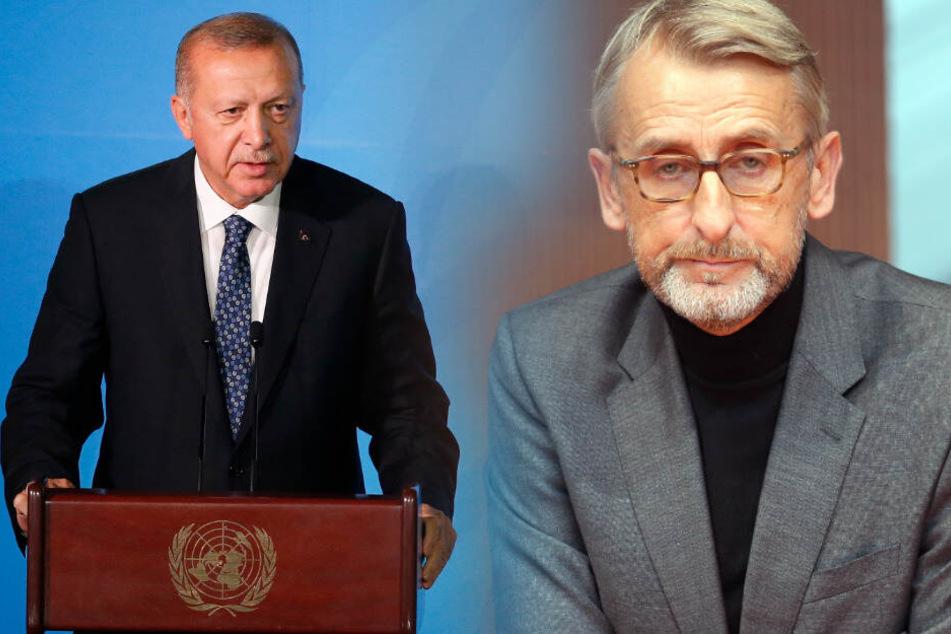"""Türkei schickt IS-Anhänger zurück: """"Wollen jeden Gefährder in Haft sehen"""""""