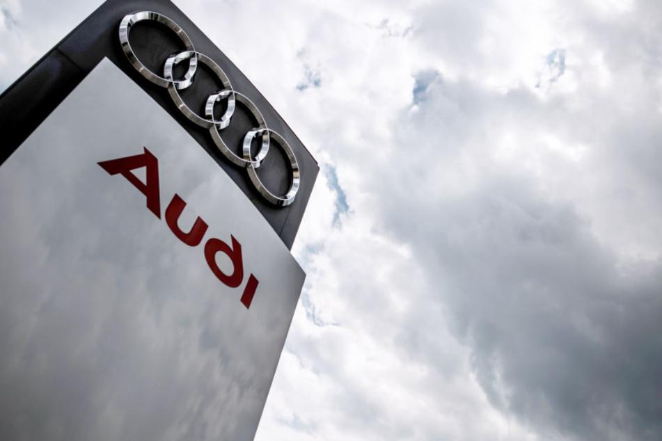 VW-Tocher Audi hat die Berufung eines Vorstandsvorsitzenden vertagt. (Symbolbild)