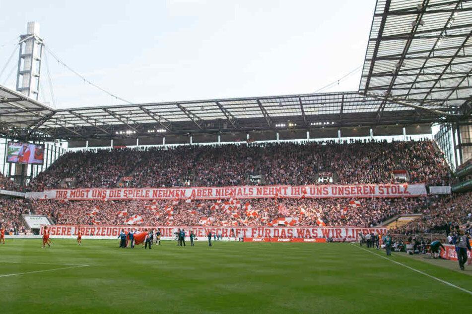 Jetzt bewerben und Stadionkind beim Heimspiel gegen Hannover 96 werden