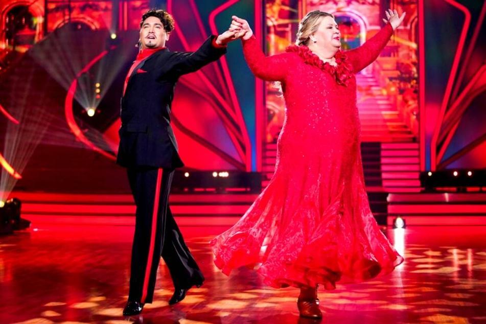 """Ilka Bessin verrät: Darum trägt sie bei """"Let's Dance"""" nur flache Schuhe"""