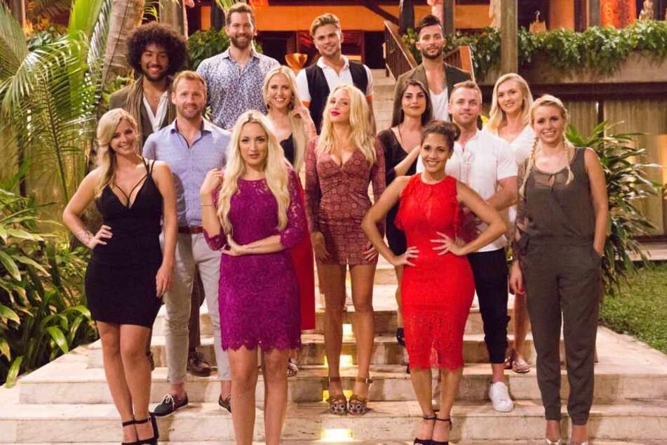 """Am Mittwoch startete die erste deutsche Staffel von """"Bachelor in Paradise"""" auf RTL."""
