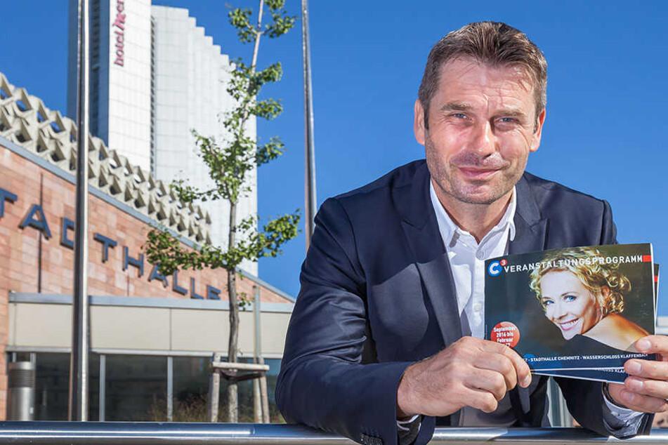 C3-Geschäftsführer Ralf Schulze (49) plant bereits Events unter freiem Himmel  für 2017.
