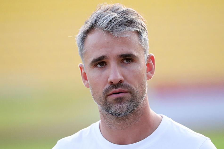 Der Ex-Profi Daniel Rupf hängte seine Fußballschuhe in einer für den Verein prekären Situation an den Nagel um den leeren Trainerposten zu übernehmen.