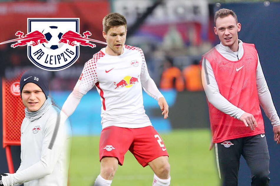 Diese Spieler dürfen bei RB Leipzig ihre Sachen packen, wenn sie wollen
