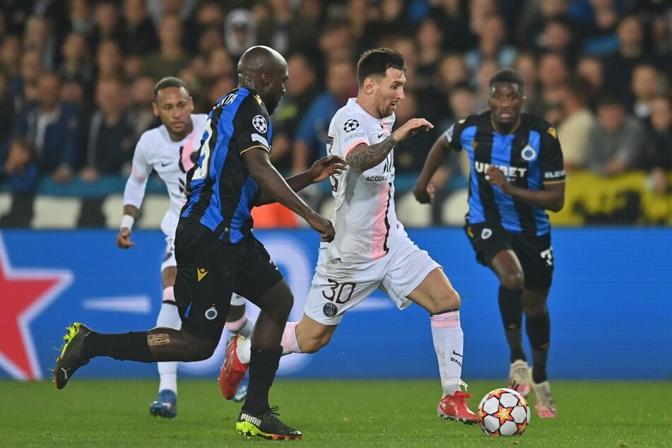 Gegen das Pariser Starensemble rund um Lionel Messi (34) schafften die Belgier am ersten Spieltag ein beachtliches 1:1.