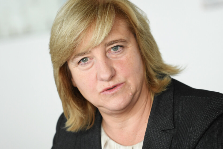 Das Foto aus dem Jahr 2018 zeigt Eva Kühne-Hörmann (CDU), die Justizministerin von Hessen.
