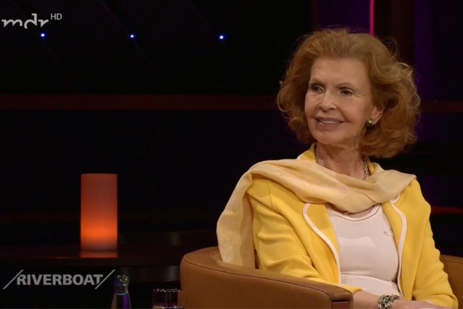 """Riverboat: Jutta Kammann im Riverboat: """"Als man mir sagte, mein Mann wird sterben, musste ich eine Komödie spielen"""""""