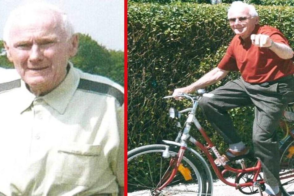 Der seit dem 6. Januar gesuchte 80-jährige Manfred H. aus Riesa wird vermisst.