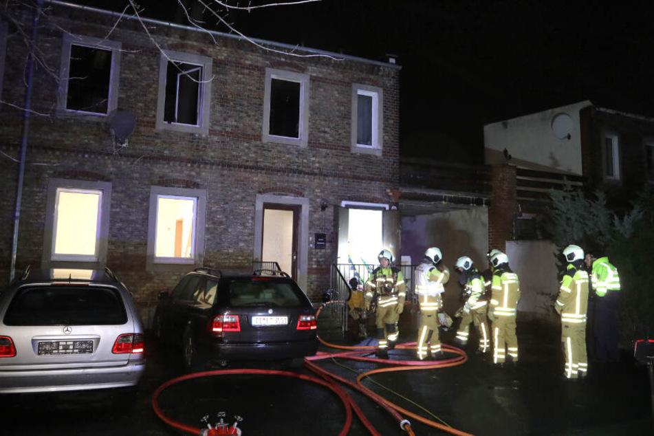 Dresden: Mann stirbt nach Wohnungsbrand in Dresden-Kaditz