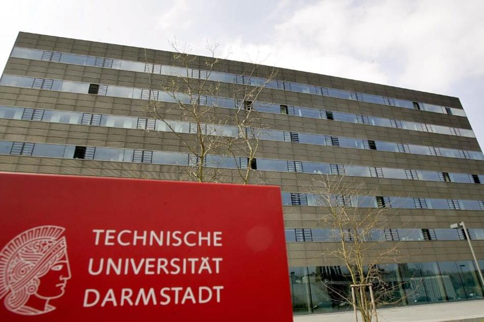 Der Angeklagte Syrer war ein ehemaliger Doktorand der TU Darmstadt (Archivbild).