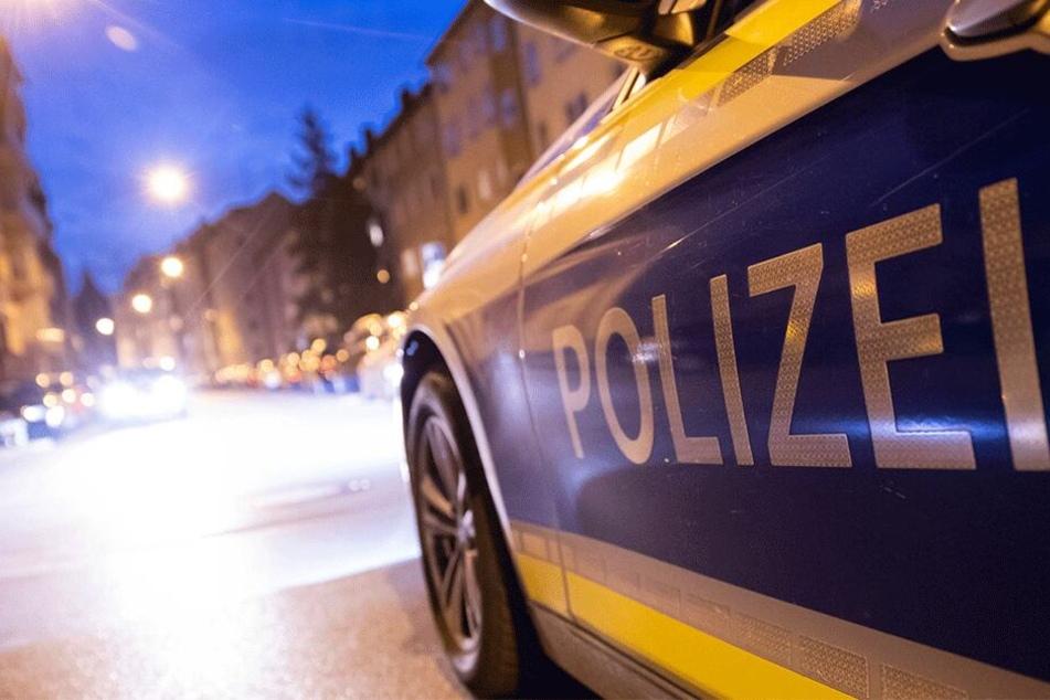 Die Polizei sucht noch nach dem Täter (Symbolbild).