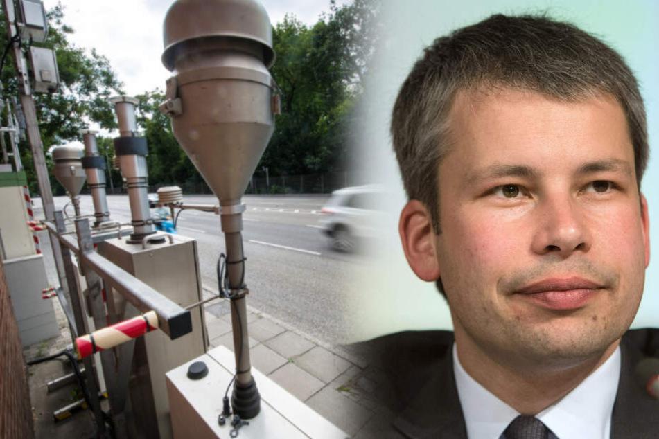 Ende des Diesel-Fahrverbots? CDU-Mann Bilger kündigt Überprüfung der Mess-Stellen an!